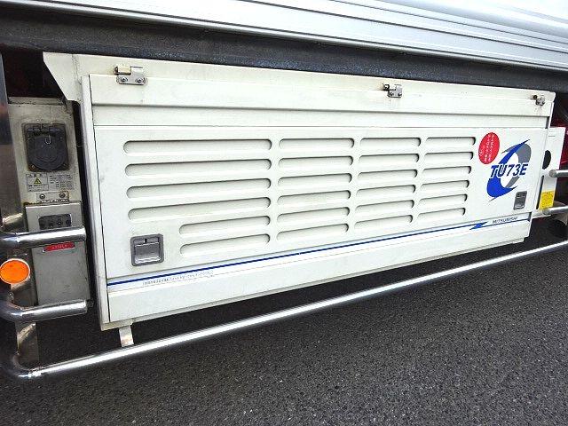 UD H21 クオン 3軸 低温冷凍車 キーストン ★ 画像15