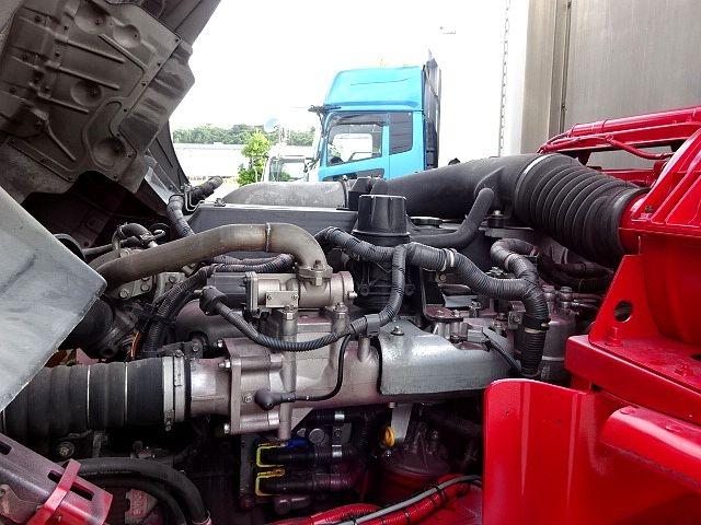 UD H21 クオン 3軸 低温冷凍車 キーストン ★ 画像16