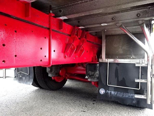 UD H21 クオン 3軸 低温冷凍車 キーストン ★ 画像20