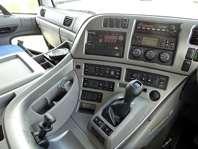 UD H21 クオン 3軸 低温冷凍車 キーストン ★ 画像27