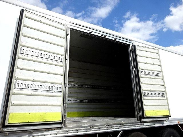UD H21 クオン 3軸 低温冷凍車 キーストン ★ 画像6