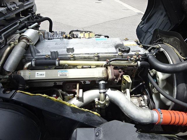 三菱 H18 ファイター ワイドロングアルミバン     画像23