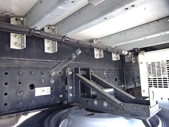三菱 H26 キャンター ワイドロング 冷凍車 格納PG 画像15