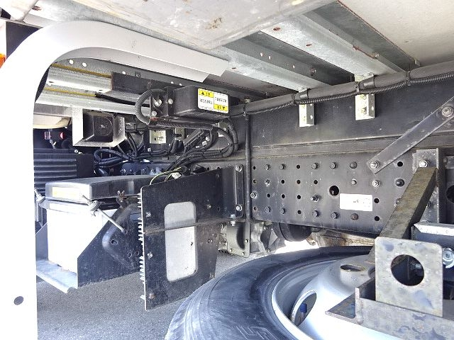 三菱 H26 キャンター ワイドロング 冷凍車 格納PG 画像16