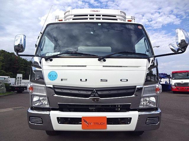 三菱 H26 キャンター ワイドロング 冷凍車 格納PG 画像2