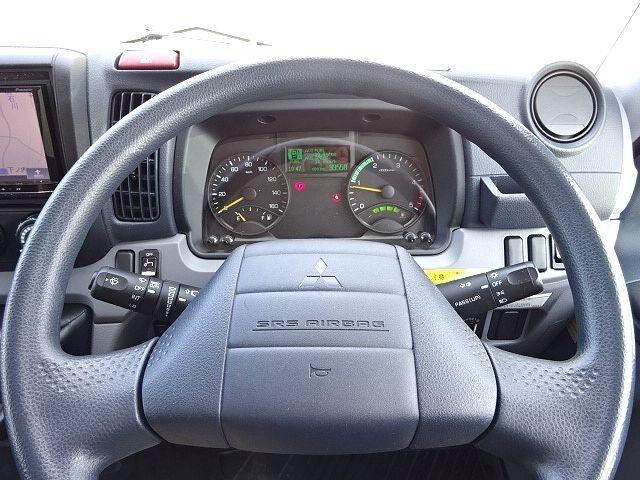 三菱 H26 キャンター ワイドロング 冷凍車 格納PG 画像20