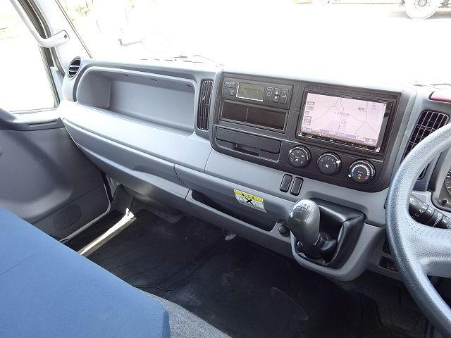 三菱 H26 キャンター ワイドロング 冷凍車 格納PG 画像22