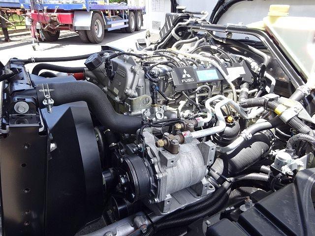 三菱 H26 キャンター ワイドロング 冷凍車 格納PG 画像27