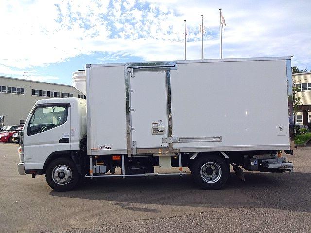 三菱 H26 キャンター ワイドロング 冷凍車 格納PG 画像4