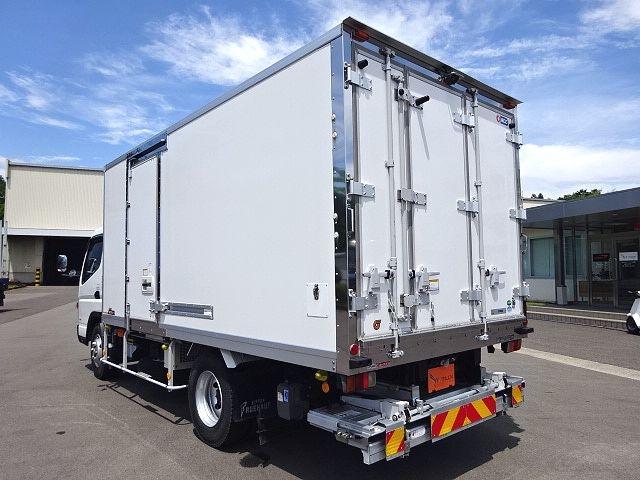 三菱 H26 キャンター ワイドロング 冷凍車 格納PG 画像6