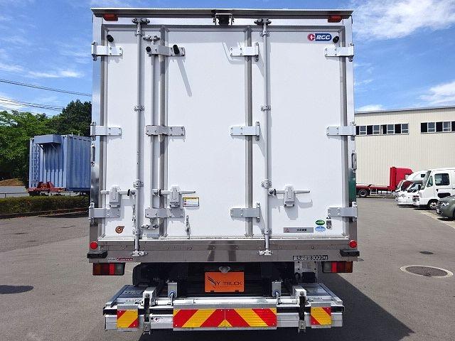 三菱 H26 キャンター ワイドロング 冷凍車 格納PG 画像7