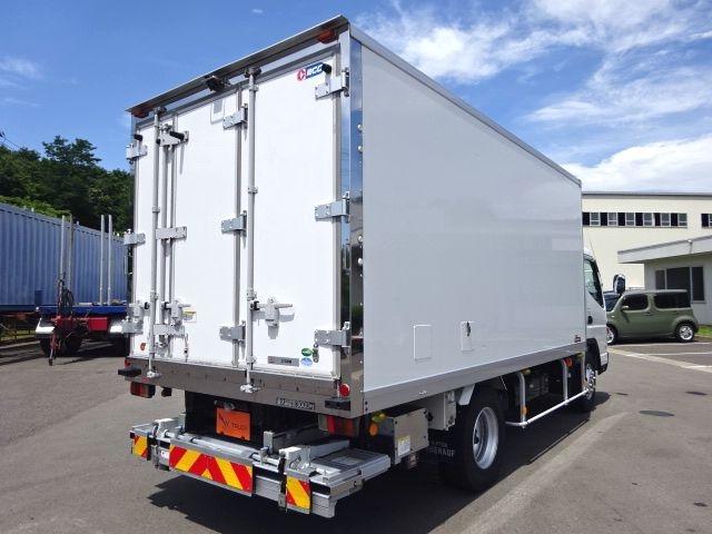 三菱 H26 キャンター ワイドロング 冷凍車 格納PG 画像8