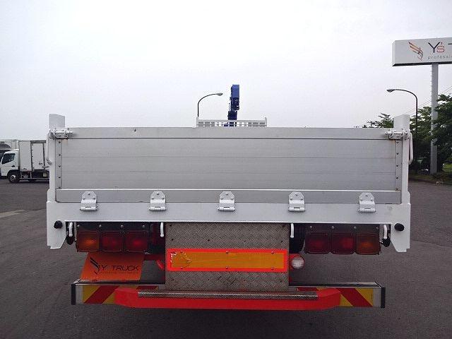 UD H19 クオン 3軸 平 4段クレーン ラジコン 画像9