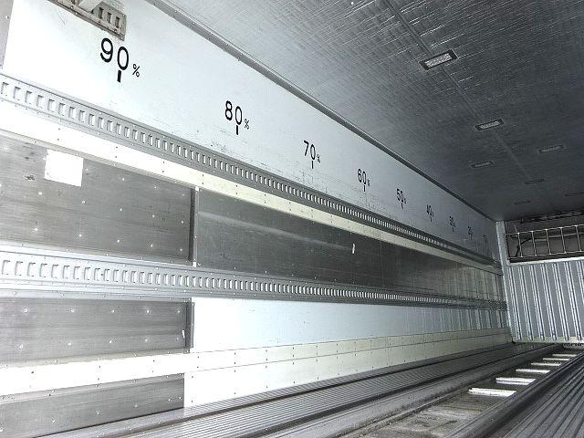 三菱 H22 スーパーグレート 4軸冷凍車 キーストン 画像10