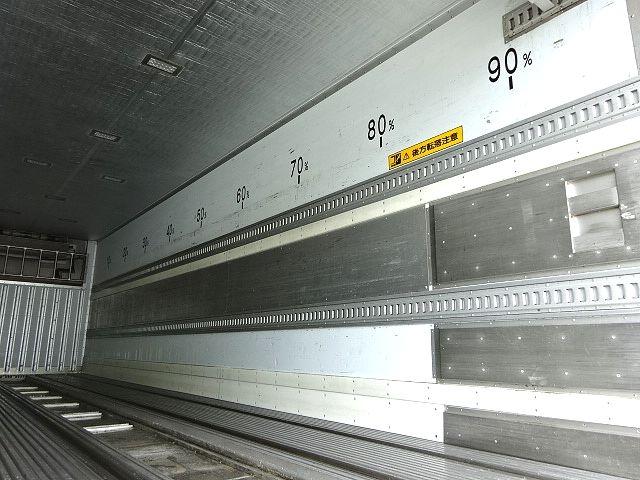 三菱 H22 スーパーグレート 4軸冷凍車 キーストン 画像11
