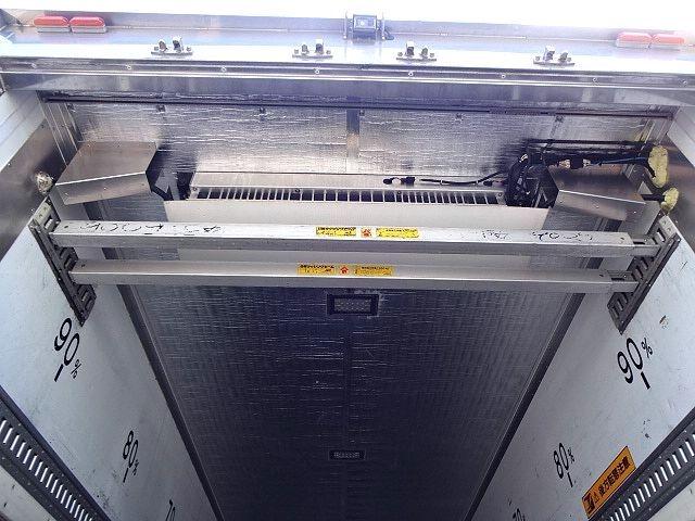 三菱 H22 スーパーグレート 4軸冷凍車 キーストン 画像12