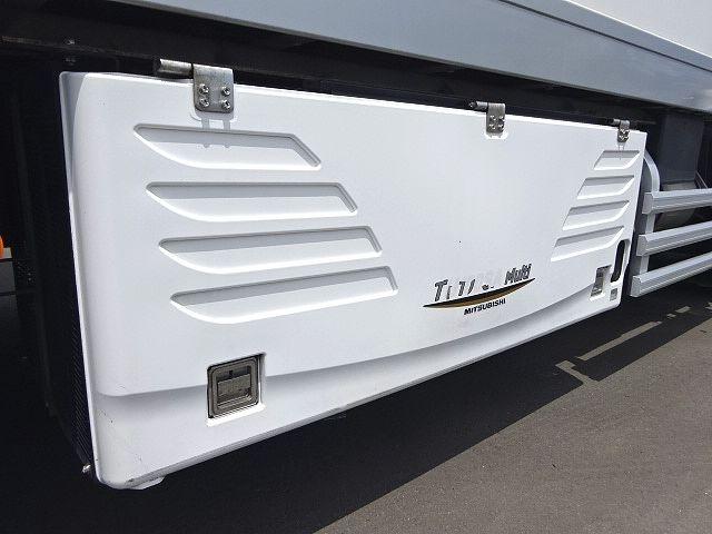 三菱 H22 スーパーグレート 4軸冷凍車 キーストン 画像13