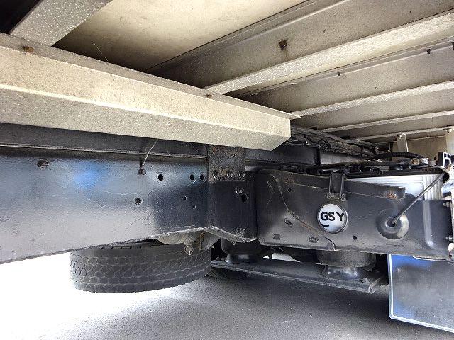 三菱 H22 スーパーグレート 4軸冷凍車 キーストン 画像16