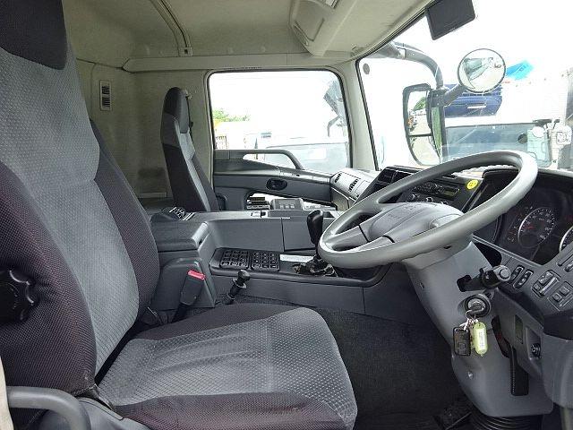 三菱 H22 スーパーグレート 4軸冷凍車 キーストン 画像21