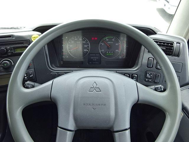 三菱 H22 スーパーグレート 4軸冷凍車 キーストン 画像22