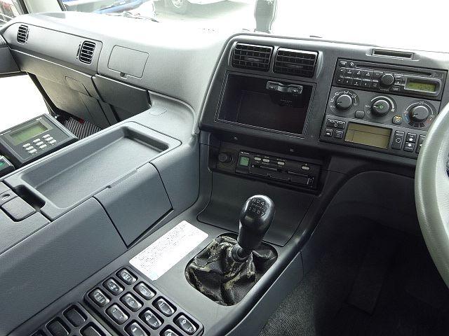 三菱 H22 スーパーグレート 4軸冷凍車 キーストン 画像24