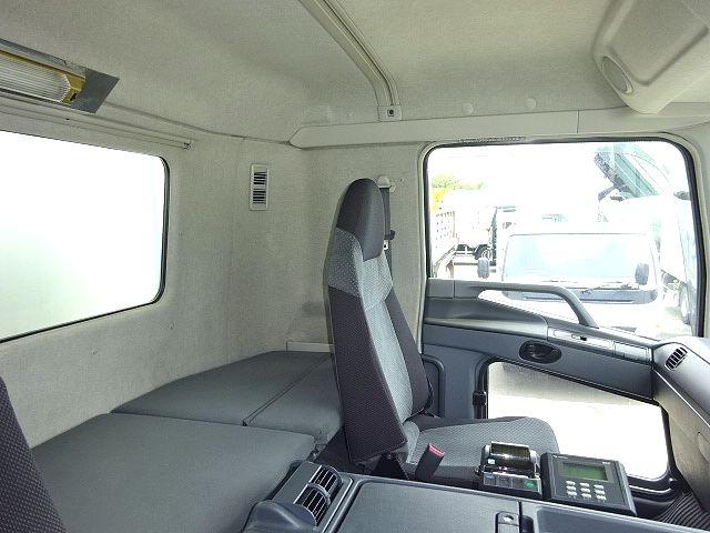 三菱 H22 スーパーグレート 4軸冷凍車 キーストン 画像25