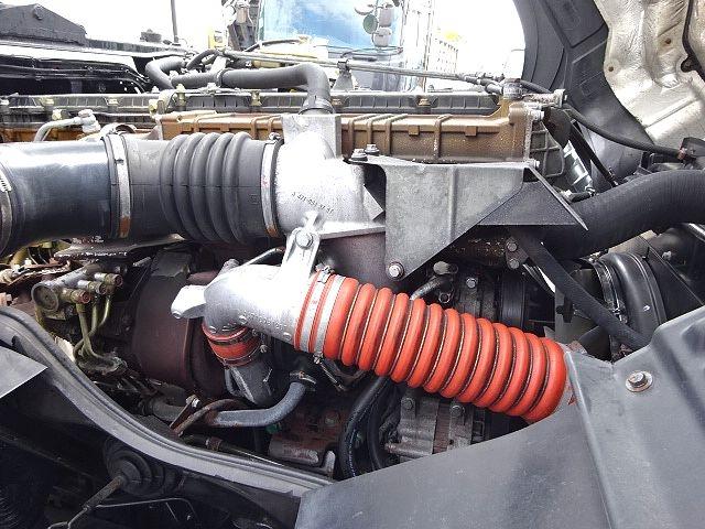 三菱 H22 スーパーグレート 4軸冷凍車 キーストン 画像26