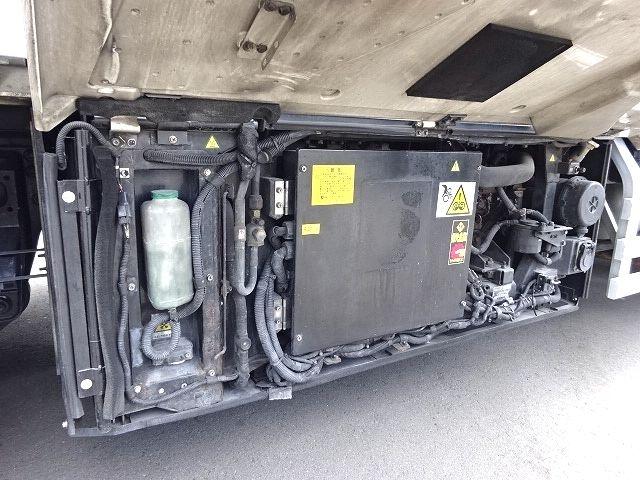 三菱 H22 スーパーグレート 4軸冷凍車 キーストン 画像28