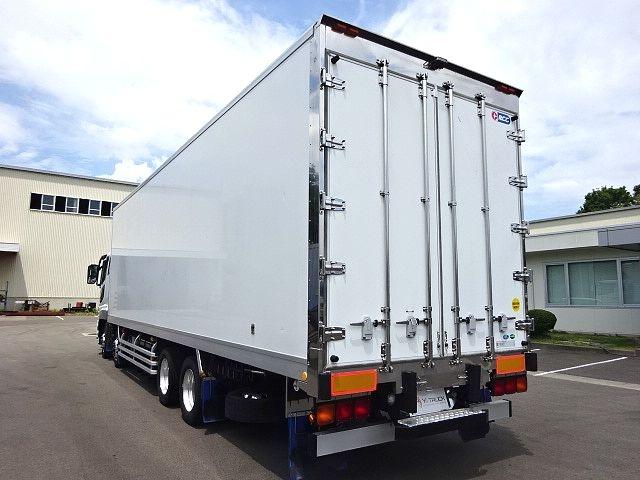 三菱 H22 スーパーグレート 4軸冷凍車 キーストン 画像6