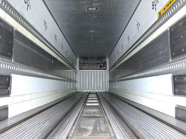 三菱 H22 スーパーグレート 4軸冷凍車 キーストン 画像9