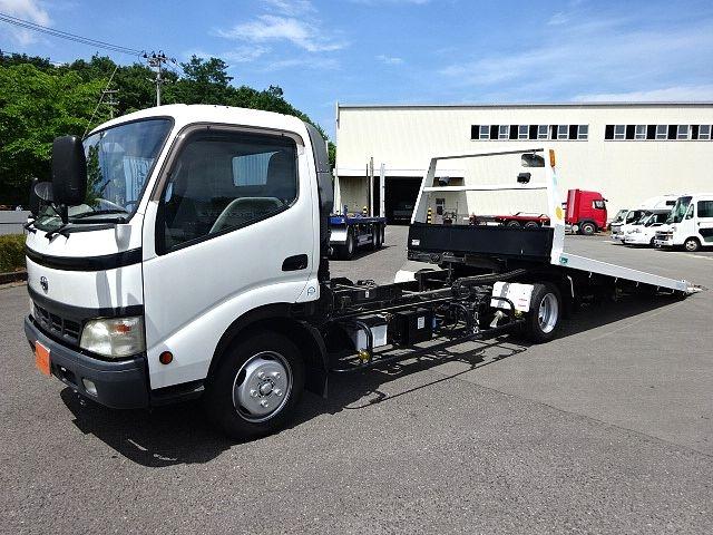 トヨタ H15 ダイナ セーフティローダー 車検付き 画像1