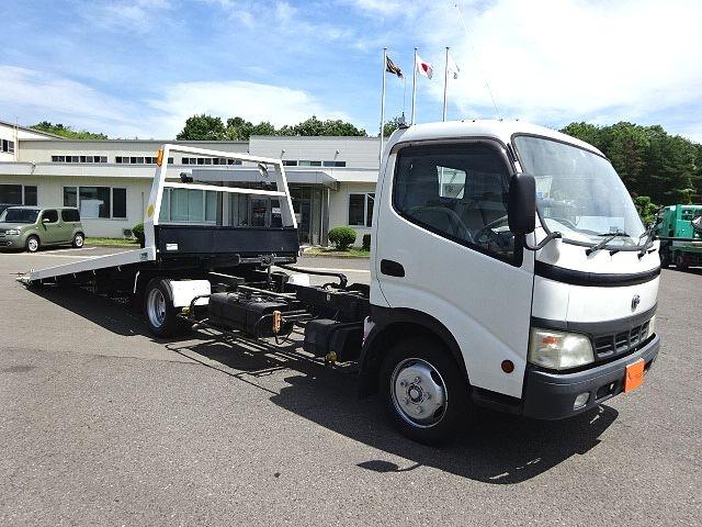 トヨタ H15 ダイナ セーフティローダー 車検付き 画像2