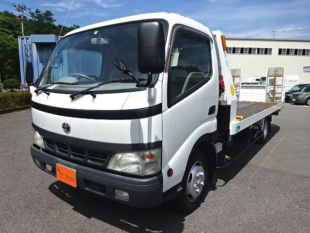 トヨタ H15 ダイナ セーフティローダー 車検付き 画像3