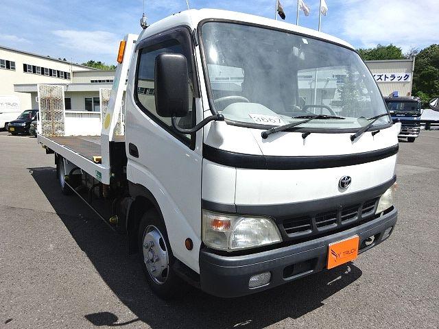 トヨタ H15 ダイナ セーフティローダー 車検付き 画像5