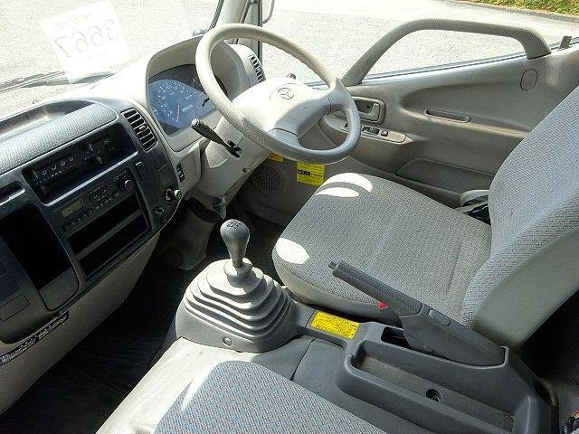 トヨタ H15 ダイナ セーフティローダー 車検付き 画像22