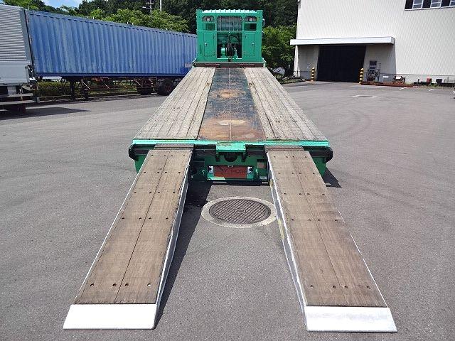 日野 H27プロフィア 4軸低床セルフローダー 自動歩み 画像12