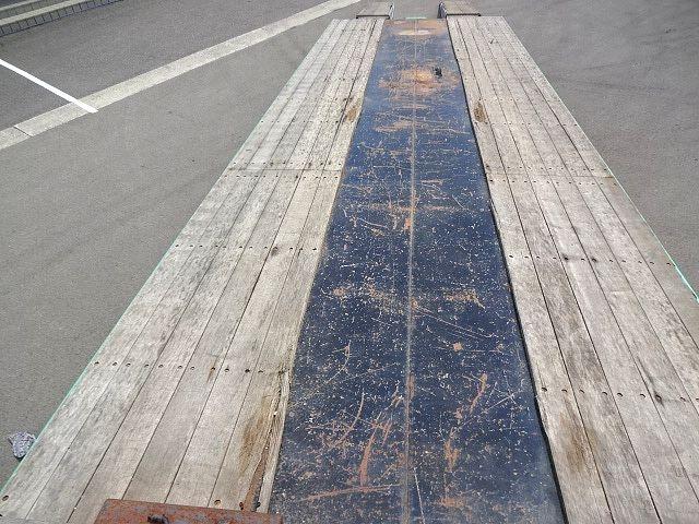 日野 H27プロフィア 4軸低床セルフローダー 自動歩み 画像14