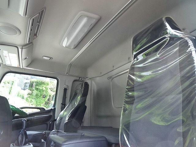 日野 H27プロフィア 4軸低床セルフローダー 自動歩み 画像26