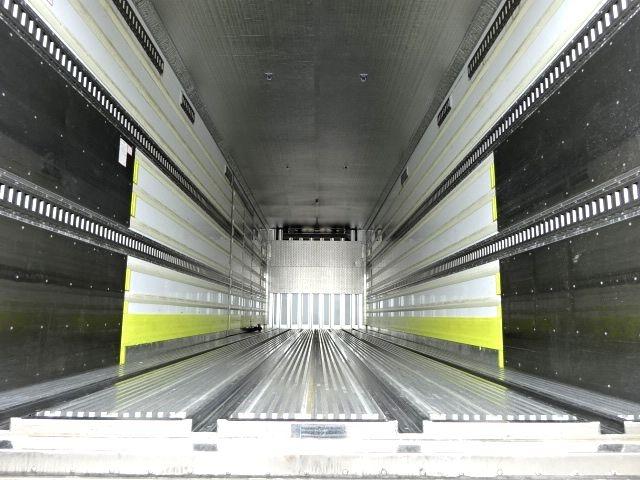 UD H24 クオン 低温冷凍車 キーストン ジョルダー 画像11