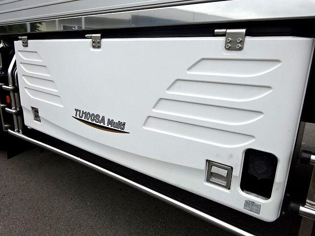 UD H24 クオン 低温冷凍車 キーストン ジョルダー 画像16