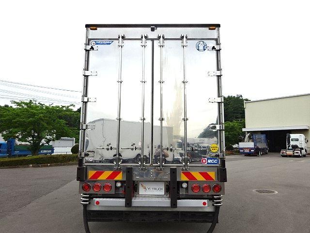 UD H24 クオン 低温冷凍車 キーストン ジョルダー 画像9