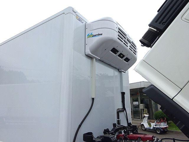 日野 H29 レンジャー フルワイド低温冷凍車 格納PG 画像14