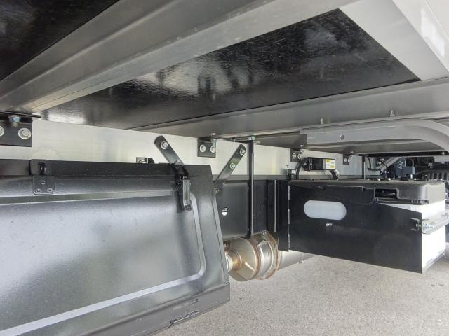 日野 H29 レンジャー フルワイド低温冷凍車 格納PG 画像16