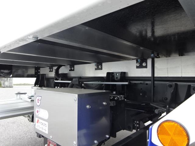 日野 H29 レンジャー フルワイド低温冷凍車 格納PG 画像18