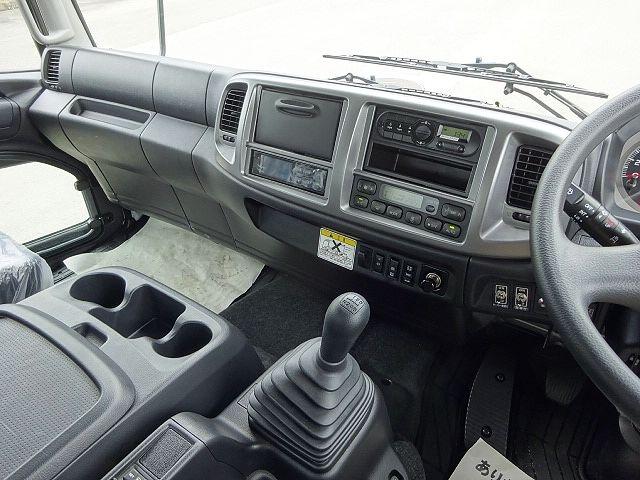 日野 H29 レンジャー フルワイド低温冷凍車 格納PG 画像25