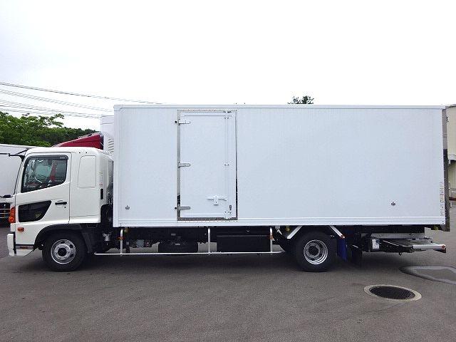 日野 H29 レンジャー フルワイド低温冷凍車 格納PG 画像4