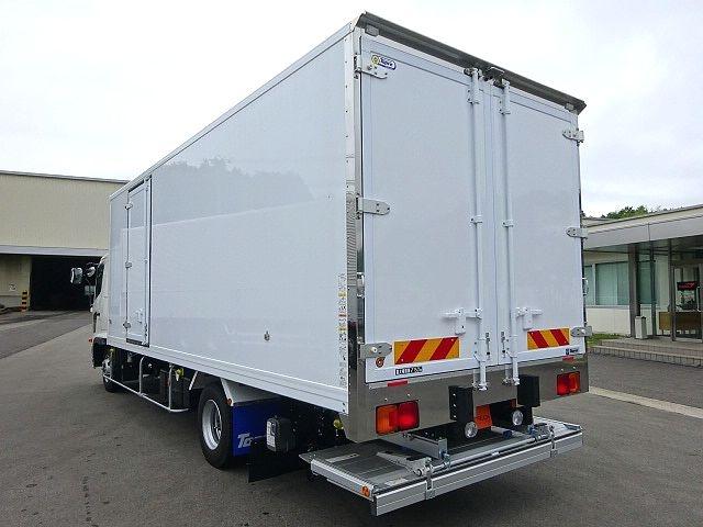 日野 H29 レンジャー フルワイド低温冷凍車 格納PG 画像6
