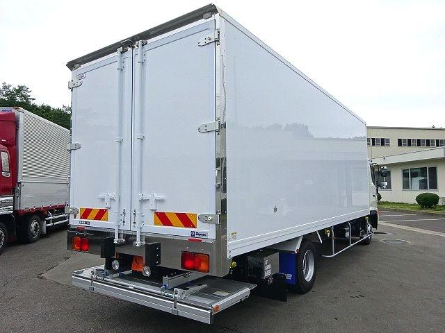 日野 H29 レンジャー フルワイド低温冷凍車 格納PG 画像8