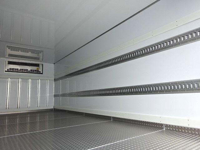日野 H29 レンジャー フルワイド低温冷凍車 格納PG 画像12