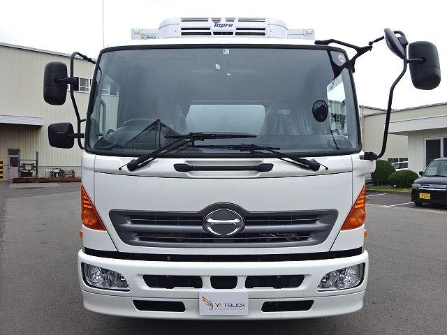 日野 H29 レンジャー フルワイド低温冷凍車 格納PG 画像2